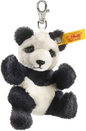 Steiff Keyring panda, black/white