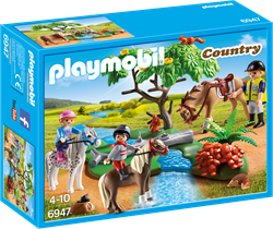 Playmobil Country - Ponyrijles  6947