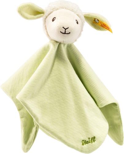 Steiff Lenny lamb comforter, green
