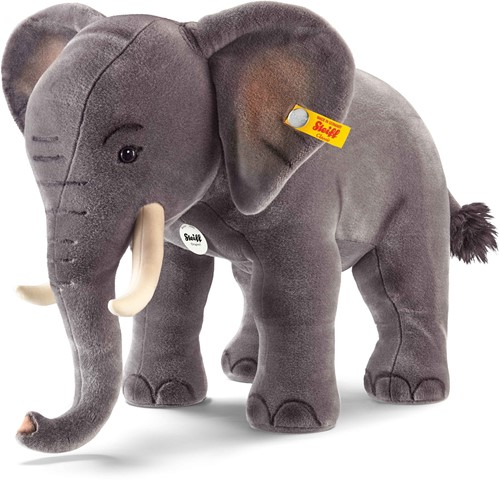 Steiff Studio elephant, grey