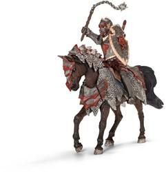 Eldrador draakridder op paard met morgenster 70101