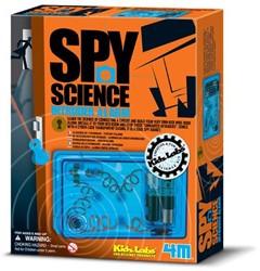 4M  Kidz Labs wetenschap speelgoed Spy science alarm