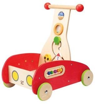 Hape Loopwagen met activity