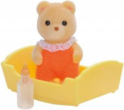 Sylvanian Families  speel figuren Baby Honing - 3424