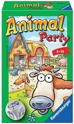 Ravensburger  dobbelspel Animal Party