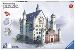 Ravensburger  3D puzzel Neuschwanstein