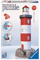 Ravensburger  3D puzzel Vuurtoren
