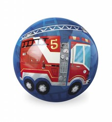 Crocodile Creek  buitenspeelgoed 15 cm Play Ball/Fire Truck