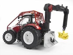 Bruder  Bosbouw speelvoertuig Steyr CVY 6230 bosbouw tractor 3092