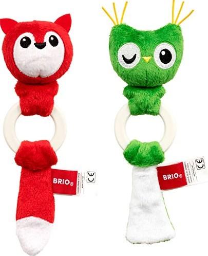 BRIO speelgoed Rammelaar assortiment