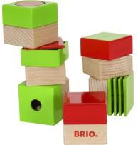 BRIO speelgoed Sensory blokken