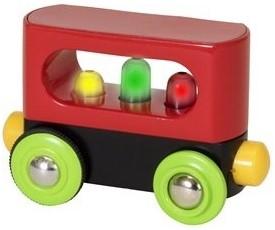 BRIO Mijn eerste wagon met licht - 33708