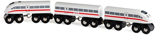 BRIO Hogesnelheidstrein met geluid - 33748