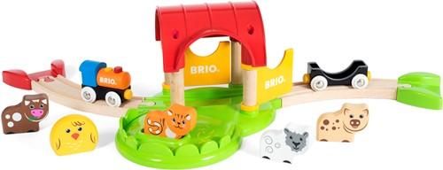 BRIO Mijn eerste boerderij - 33826