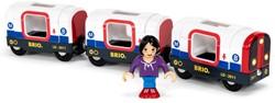 BRIO trein Metro trein 33867