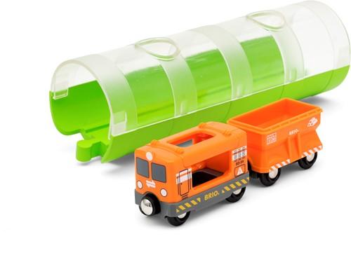 BRIO Vrachttrein & Tunnel - 33891