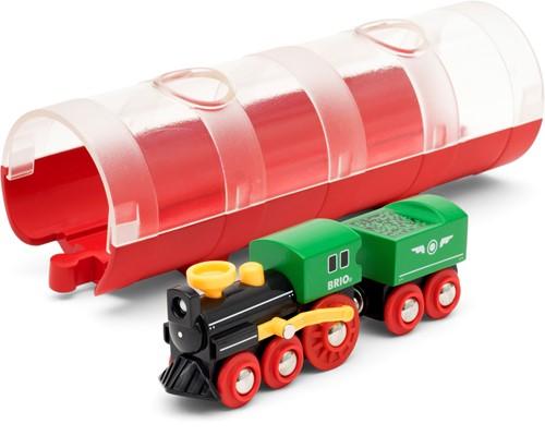 BRIO Stoomtrein & Tunnel - 33892