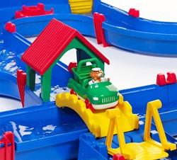 Aquaplay  Aquaplay Waterspeelgoed - Waterbaan - Aquaplay n go 660