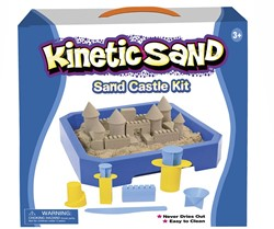 Relevant Play Kinetic Sand Castle Set