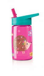 Crocodile Creek Tritan Bottle - Hedgehog