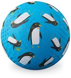 Crocodile Creek speelbal Pinguins - 18 cm