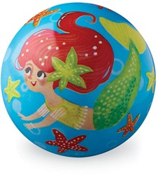 Crocodile Creek 10 cm Play Ball - Mermaid