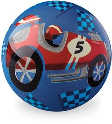 Crocodile Creek 10 cm Play Ball - Race Car