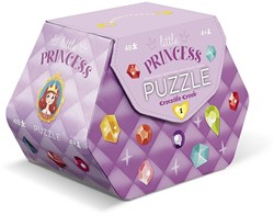 Crocodile Creek dubbele puzzel Kleine prinses