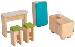 Plan Toys  houten poppenhuis meubels Kitchen