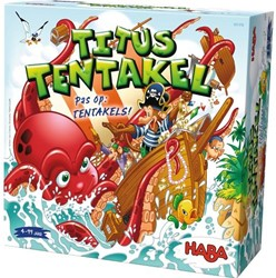 Haba  bordspel Titus Tentakel 301376