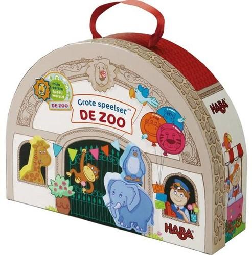 HABA Grote speelset De zoo