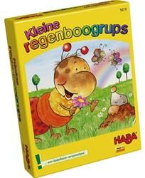 Haba kaartspel Kleine regenboogrups 5619