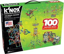 K'nex constructie 100 modellen
