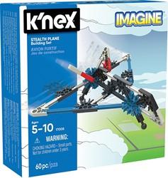 K'nex constructie Stealth vliegtuig
