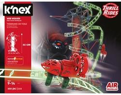K'nex - Constructie - Achtbaan Web Weaver