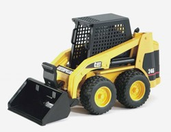 Bruder  - CATERPILLAR Skid steer loader