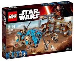 Lego  Star Wars set Encounter on Jakku 75148