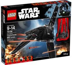 Lego  Star Wars set Krennics Imperial Shuttle 75156