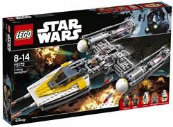 Lego  Star Wars ruimteschip Y-Wing Starfighter 75172