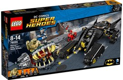 LEGO Super Heroes set Batman Killer Croc Rioolravage 76055