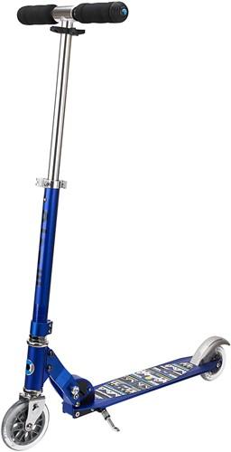 Micro Sprite blauw aztec
