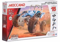 Meccano  constructie speelgoed Multi 15in1 Atv 230+