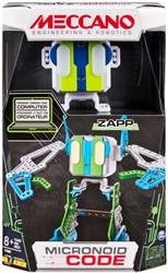 Meccano constructie speelgoed Micronoid Code Zapp