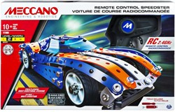 Meccano Constructie Speelgoed Muscle Car RC