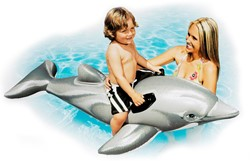 Intex  Dolfijn Ride-on