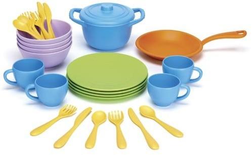Green Toys - Diner Serviesset
