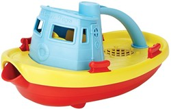 Green Toys Tugboat (Blue)