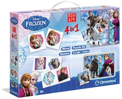 Clementoni Superkit Frozen: 4 in 1