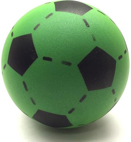 Planet Happy  buitenspeelgoed Foam voetbal groen 20 cm