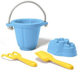 Green Toys Sand Play Set (Blue)